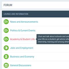 Forum Tooltip